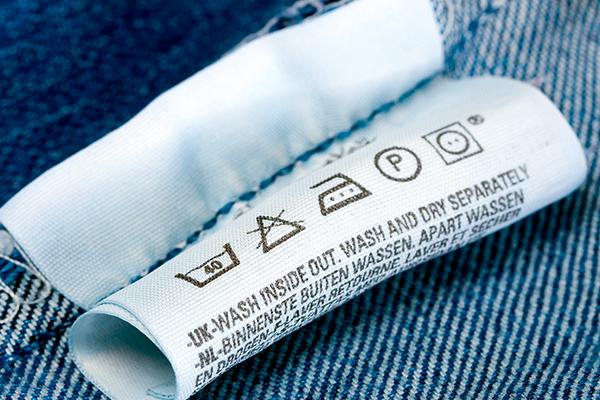 recordemos el cuidado de la ropa bacci jeans