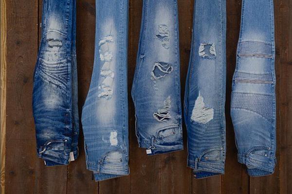 jeans arrasando