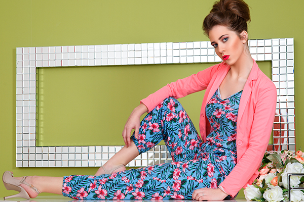 Los estampado que con la llegada del verano queremos estar más fresca a la hora de vestir.