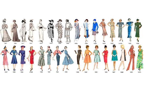 triunfo-fashion-evolución-de-la-moda-femenina